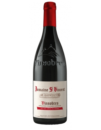 Cru Vinsobres Rouge - Tradition 2014