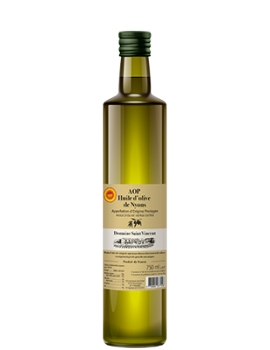 Huile d'olive AOP Nyons - 750 ml
