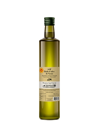 Huile d'olive 750ml